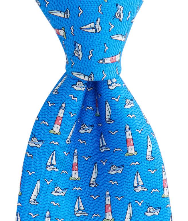 Montauk Printed Tie