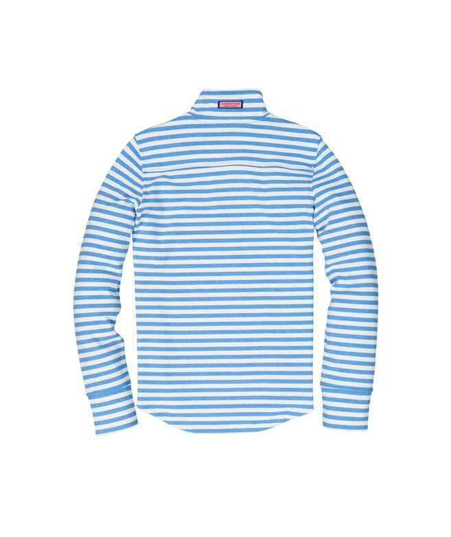 Relaxed Stripe Shep Shirt