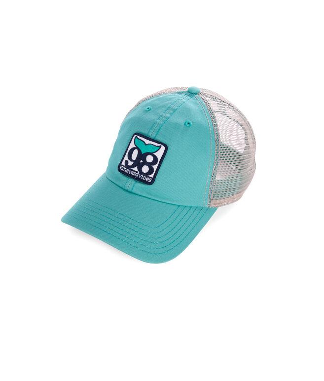 Boys 98 Patch Trucker Hat