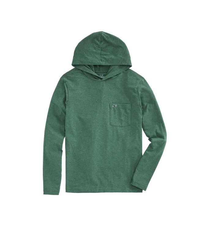 Long-Sleeve Edgartown Hoodie T-Shirt