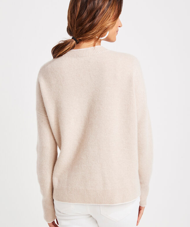 Seaspun Lightweight Cashmere Cocktail Sweater