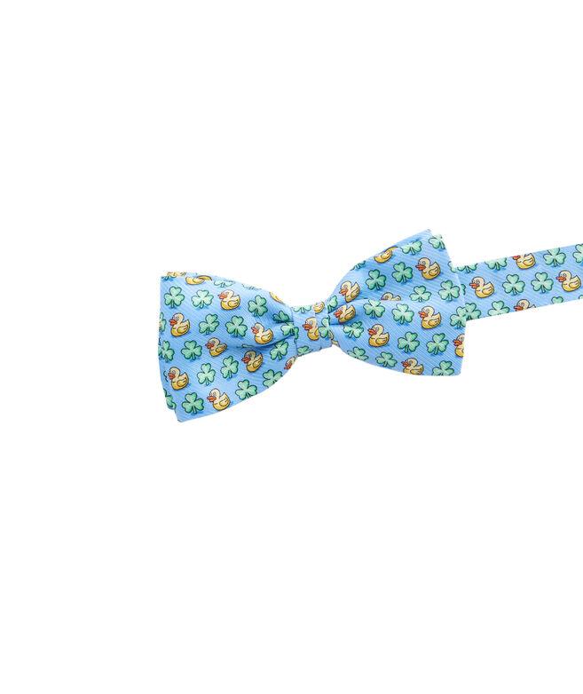 Boys Lucky Duck Bow Tie