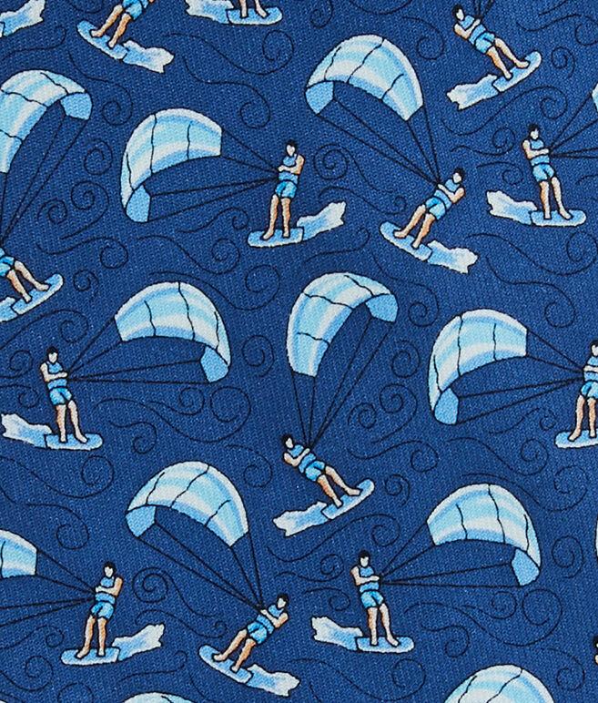 Kite Boarder Printed Tie