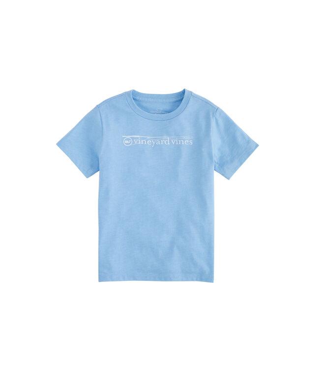 Boys Fishing Rod Island T-Shirt