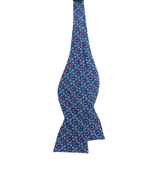 Bits & Horseshoes Bow Tie