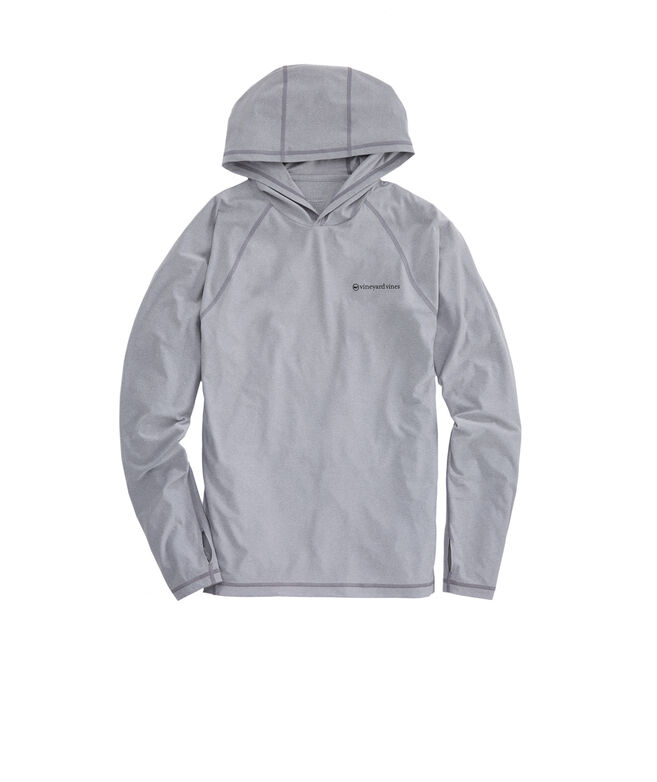 Long-Sleeve Performance Fishing Hoodie