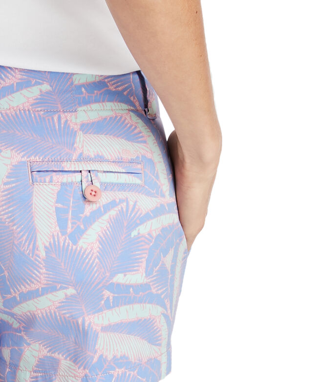 Island Palms 3.5 Inch Every Day Shorts