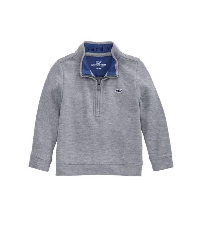 Baby Saltwater 1/2-Zip Pullover