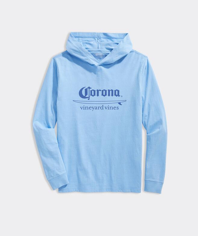 Corona® x vineyard vines Long-Sleeve Edgartown Hoodie