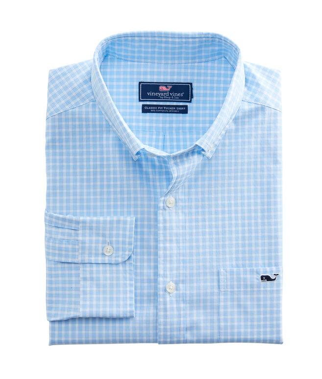Graph Check Classic Murray Shirt