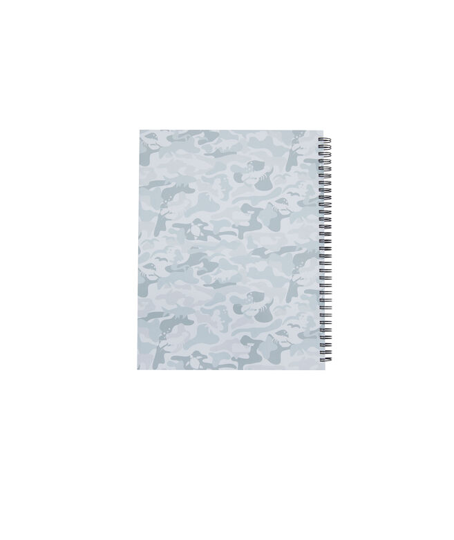 Camo Printed Notebook