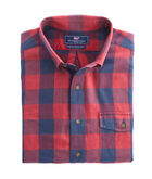 Bayview Bogs Check Slim Crosby Shirt