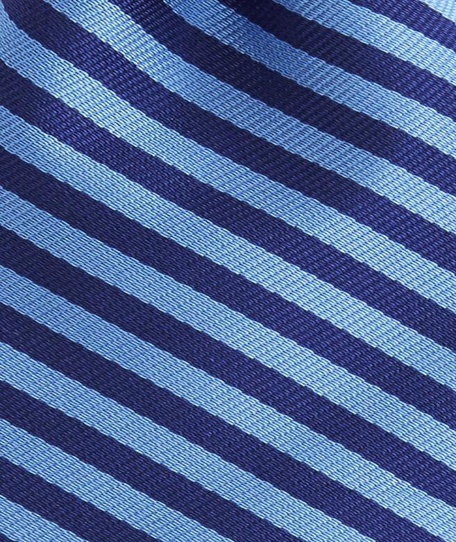 Kennedy Preppy Feeder Stripe Skinny Tie