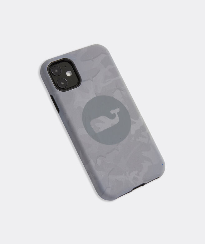 Whale Dot Camo iPhone 11 Case