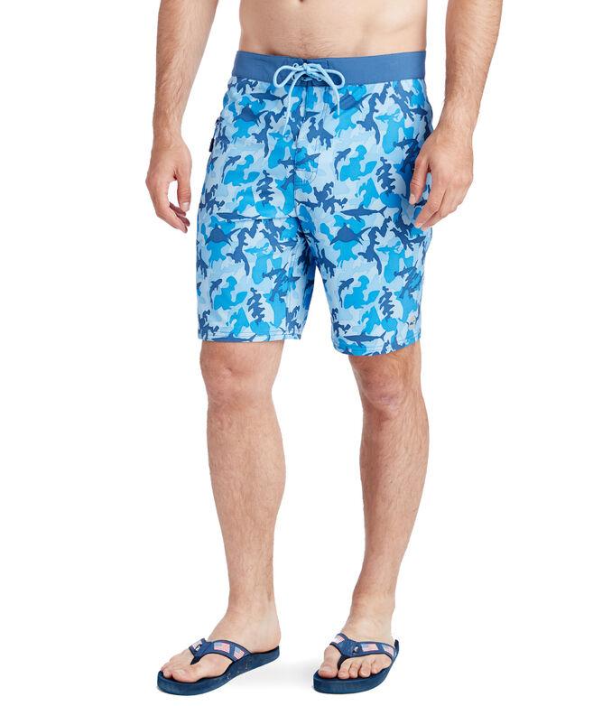 62aa1273de Shop Mens Shark Week Mens Camo Board Shorts at vineyard vines