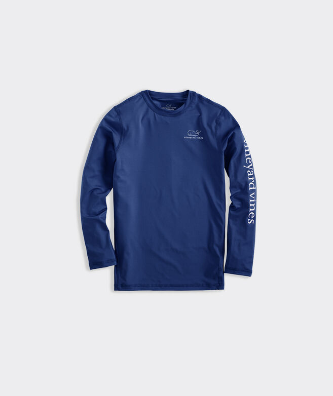 Boys' Long-Sleeve Rashguard