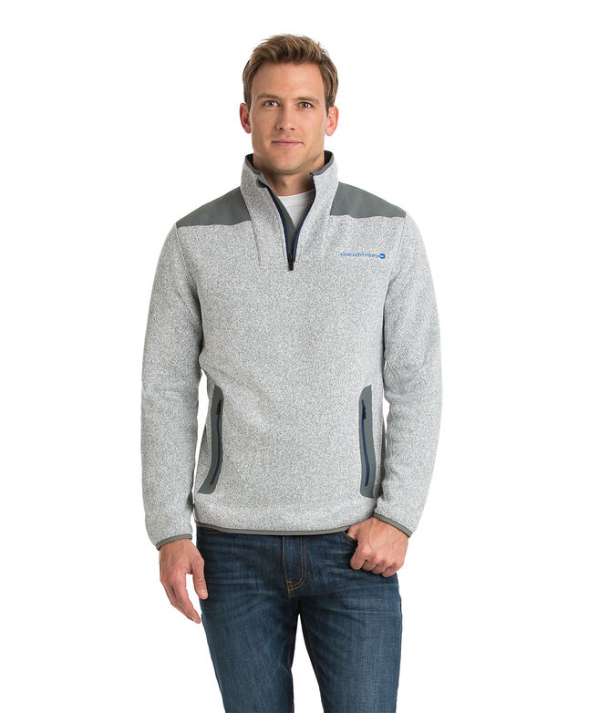 Performance Sweater Fleece Shep Shirt