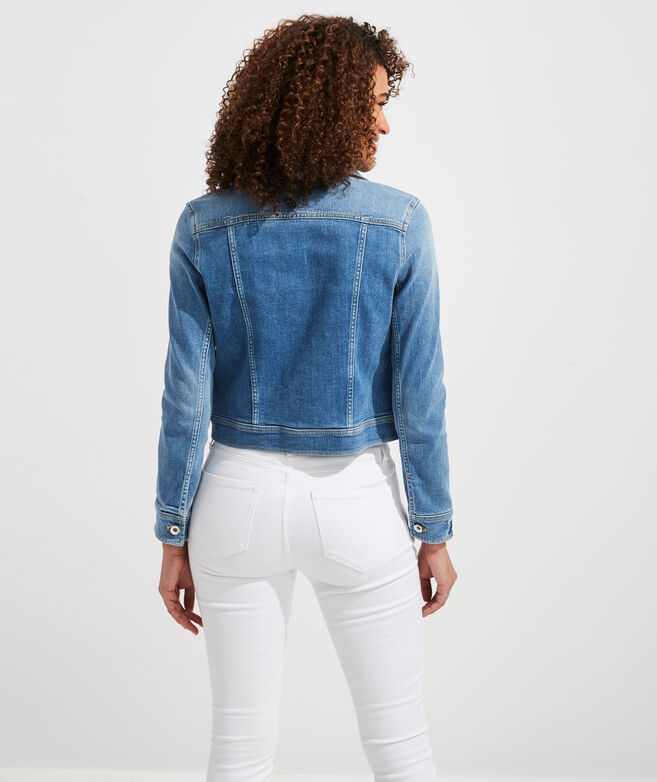 Palm Beach Denim Jacket