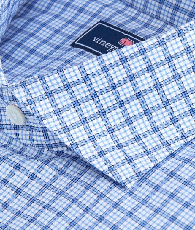 Tattersal Spread Collar Greenwich Shirt