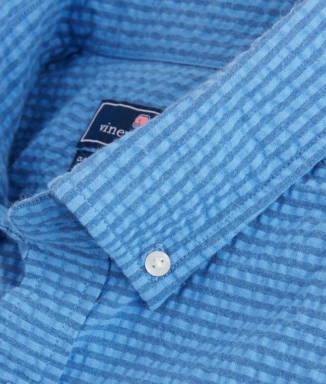 Short-Sleeve Sayville Classic Tucker Shirt