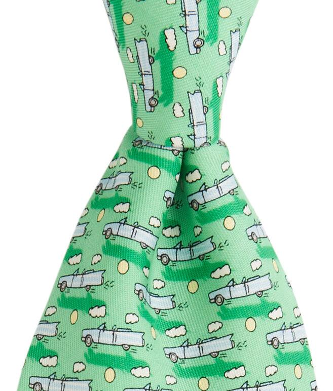 Vintage Convertible Tie