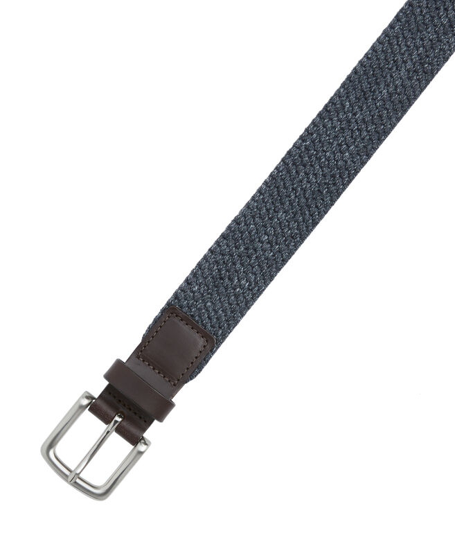 Spinnaker Heathered Bungee Belt