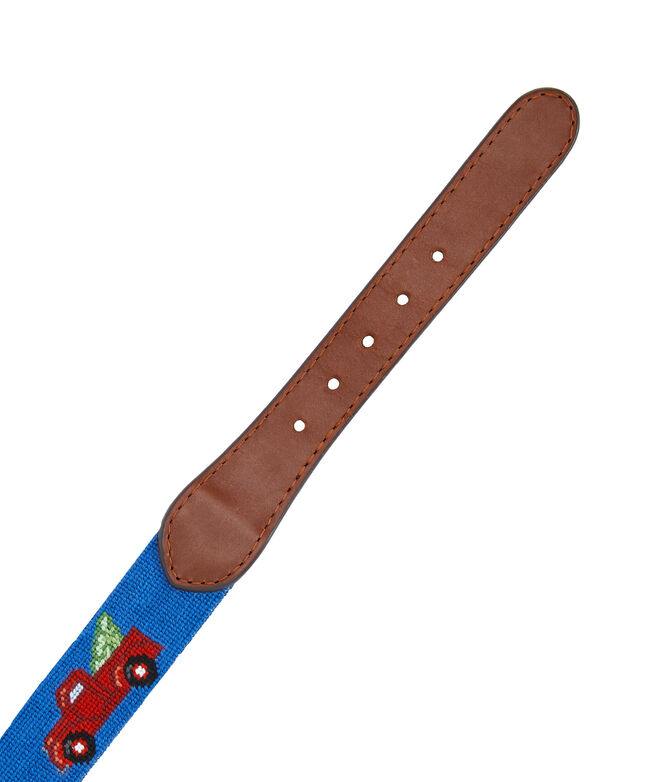 vineyard vines Smathers & Branson Christmas Icon Belt