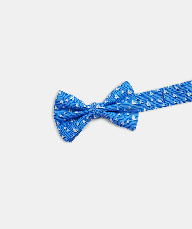 Boys' Strong Breeze Printed Bow Tie