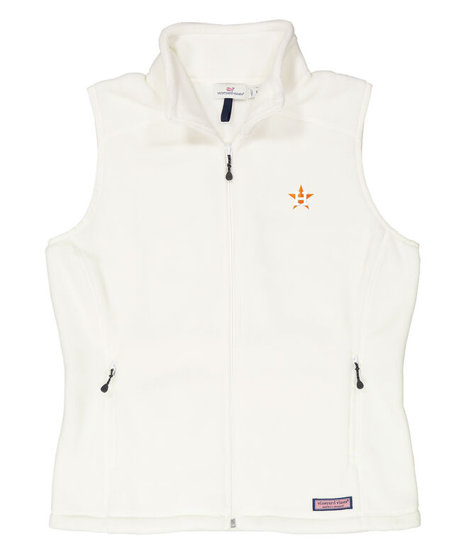 Houston Astros Womens Westerly Vest