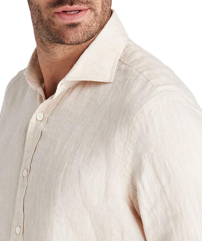 Linen Greenwich Shirt