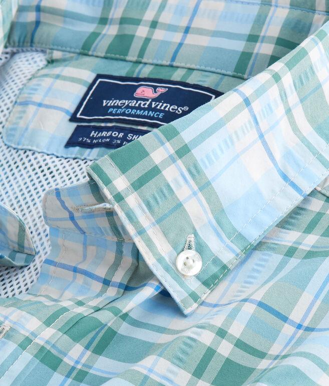 Kiawah Island Plaid Harbor Shirt