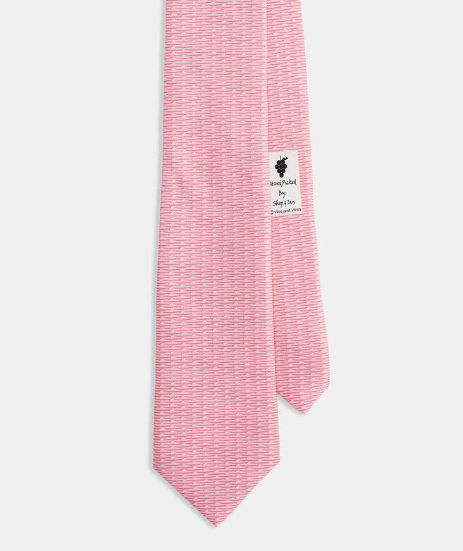 Surf Logo Printed Tie