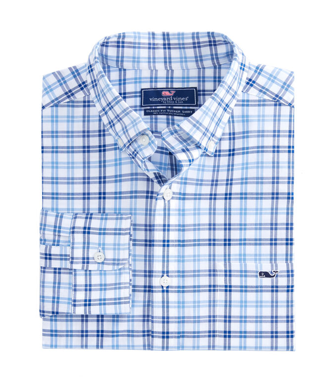 Robin's Nest Slim Tucker Shirt