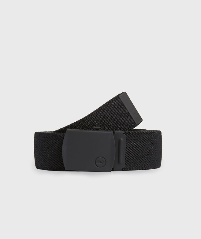 Solid Stretch On-The-Go Belt