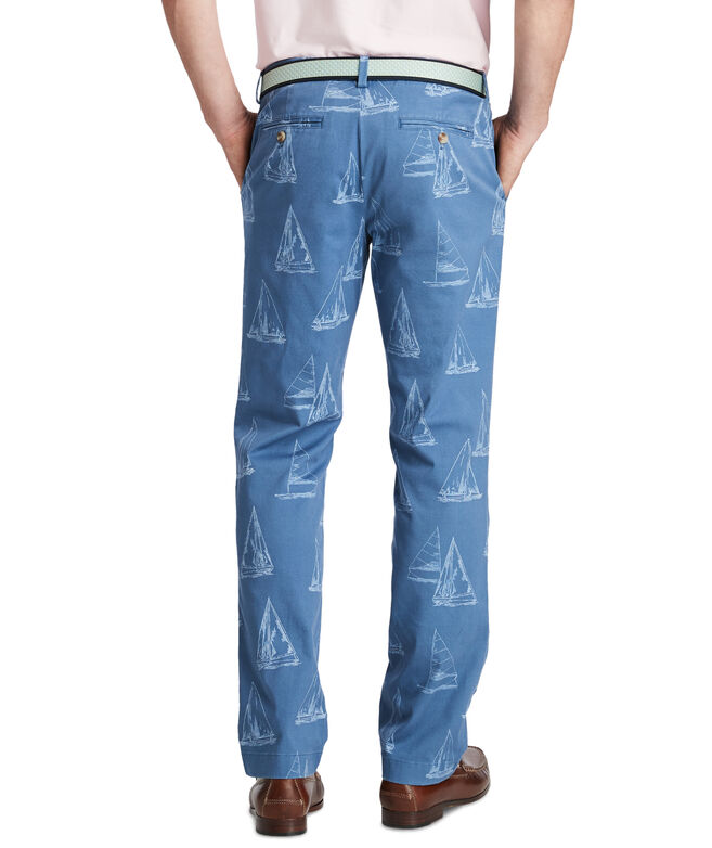 Boats On Water Breaker Pants