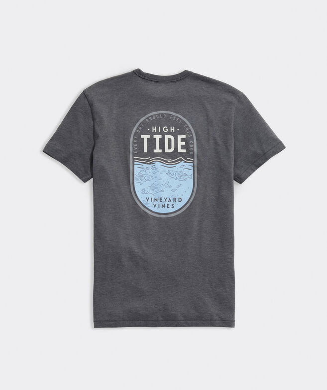 High Tide Short-Sleeve Dunes Tee