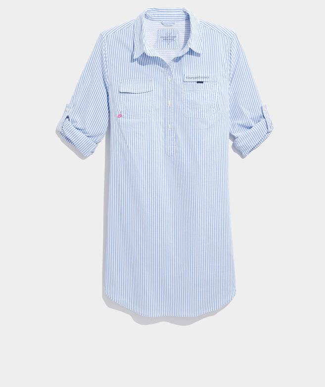 Harbor Shirt Cover-Up