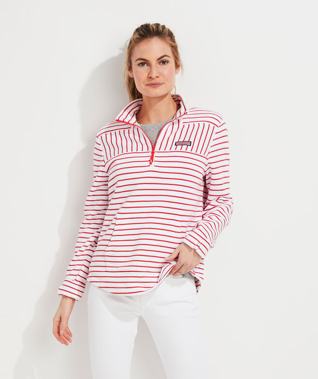 Mixed Stripe Relaxed Shep Shirt