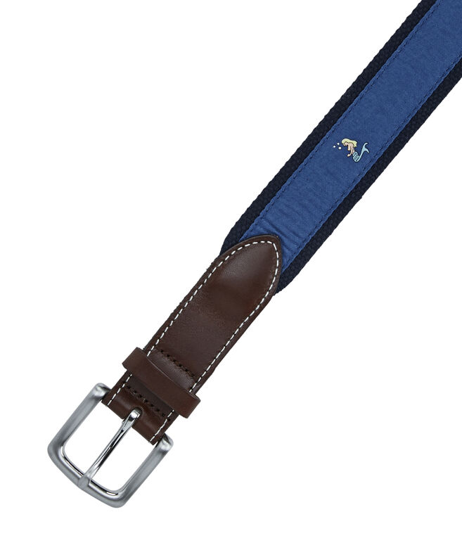 Mermaid Icon Canvas Club Belt