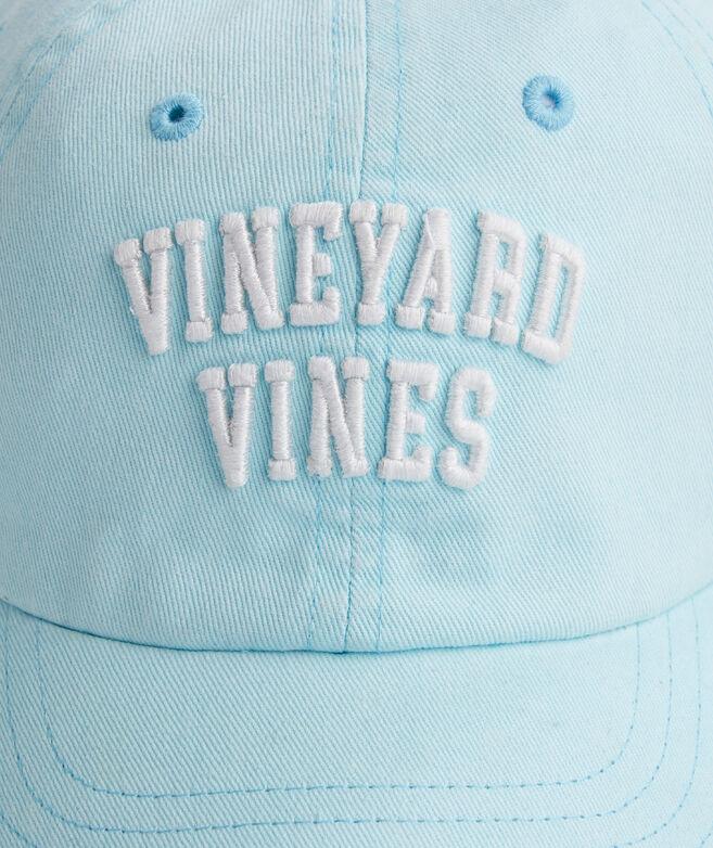 Girls' Logo Baseball Hat