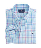 Fowl Cay Plaid Slim Tucker Shirt
