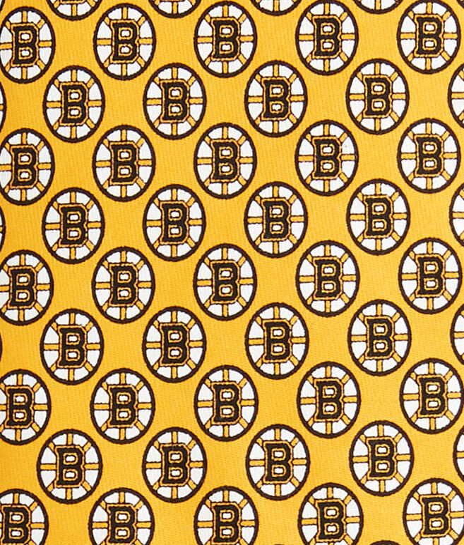 Boston Bruins Tie