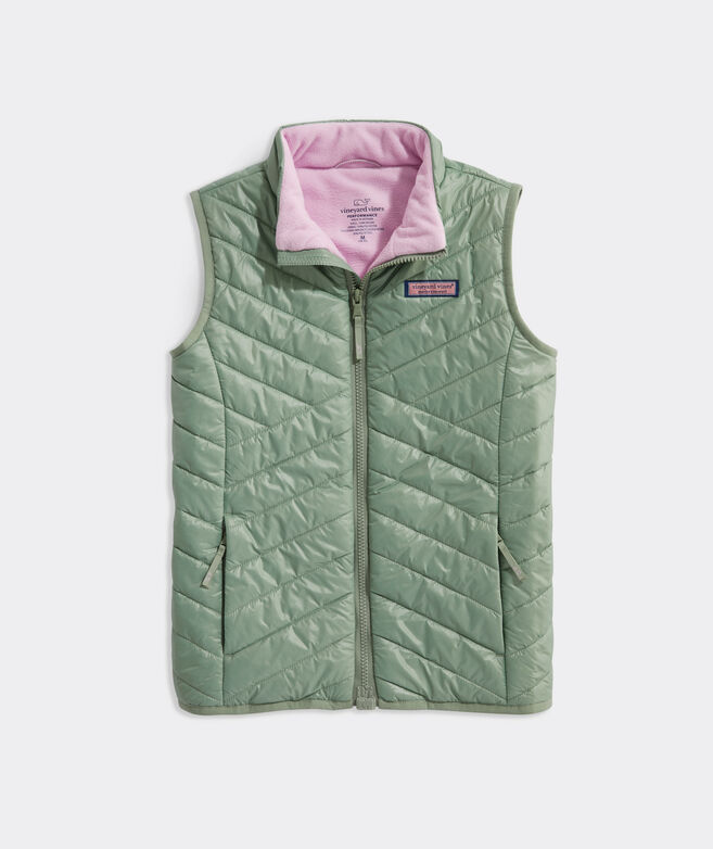 Girls' Mountain Weekend Vest