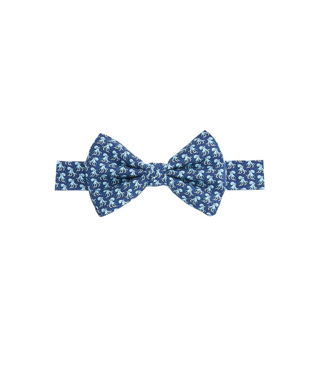 Boys Octopus Printed Bow Tie