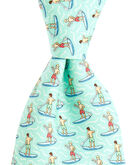Boys Paddleboarder Tie