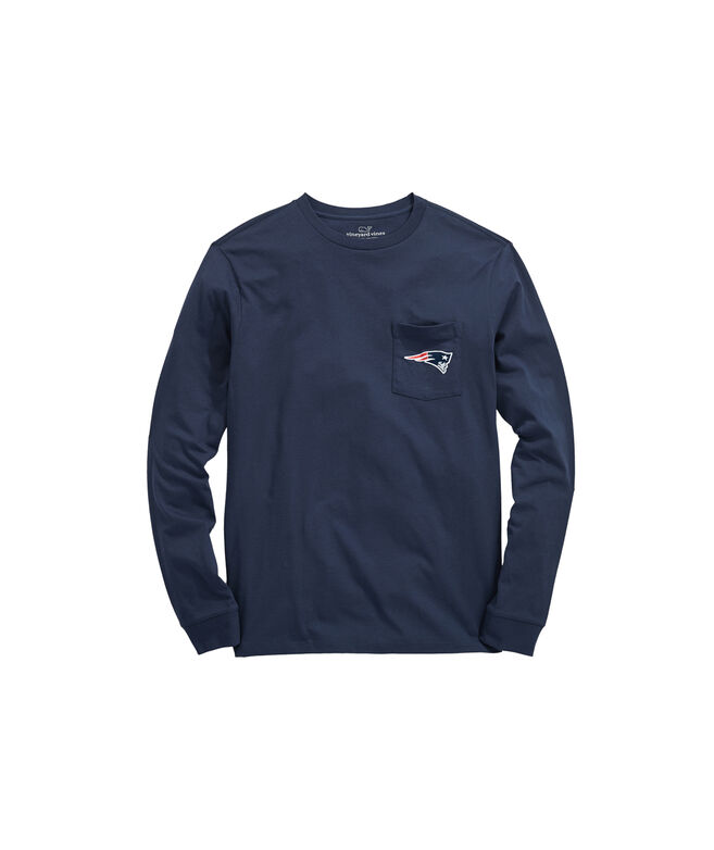 Go Patriots Long-Sleeve T-Shirt