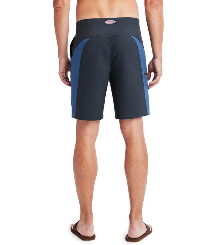 Pieced Board Shorts