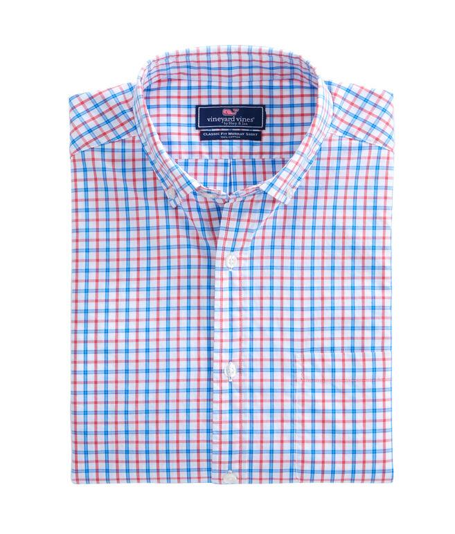 Lee Bay Check Classic Murray Shirt