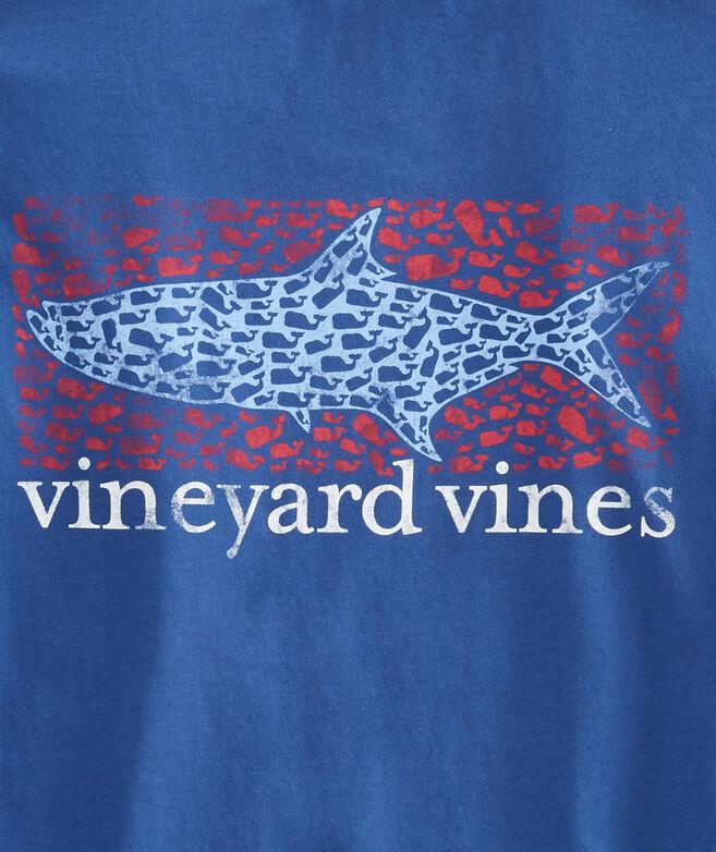 Tarpon Whales Pocket T-Shirt