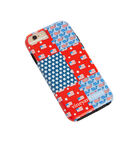 Americana Patchwork iPhone 6 Case